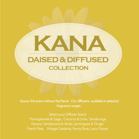 Daised & Diffused Collection